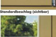 Verdeckte Fensterbeschläge sorgen für ästhetische Linienführung und mehr Sicherheit