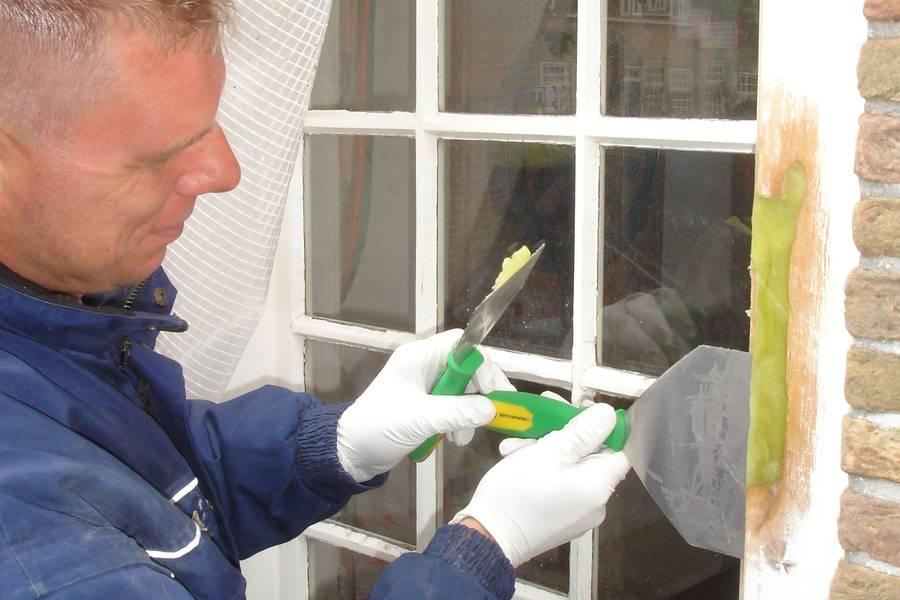 Super Holzfenster reparieren, statt gleich auszutauschen CT27